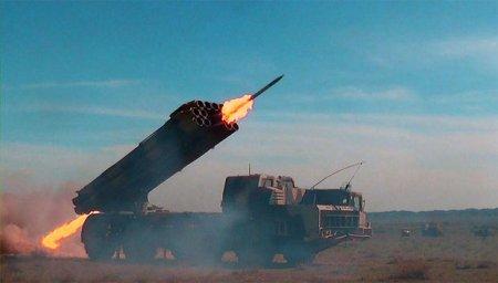 Azərbaycan ordusu öz gücünü nümayiş etdirdi – FOTO