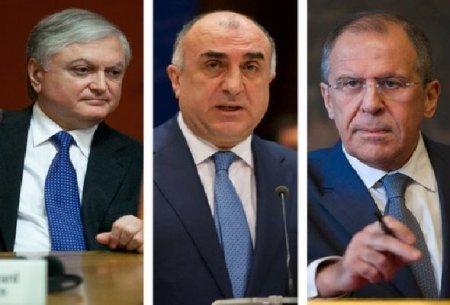 Məmmədyarov-Lavrov-Nalbandyan görüşünün vaxtı məlum oldu