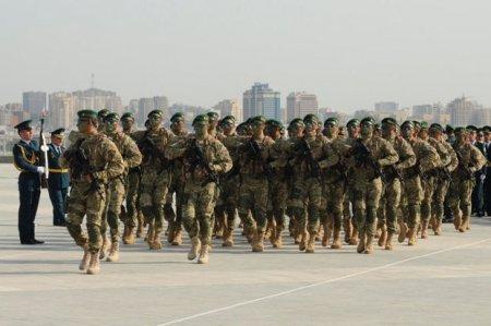 Dünyanın ən güclü orduları – REYTİNQ