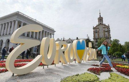 """Ukrayna """"Eurovision"""" müsabiqəsindəki qalmaqala görə cərimələnə bilər"""