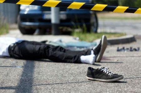 Bakıda bir ailənin bütün üzvlərini avtomobil vurdu