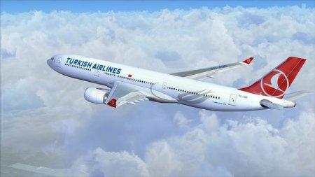 """""""Turkish Airlines"""" təyyarəsində bomba həyəcanı"""