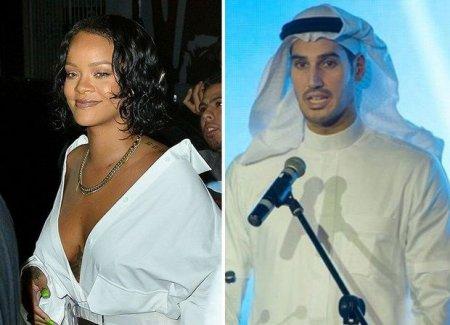 Rihannanın ərəb sevgilisi evli çıxdı