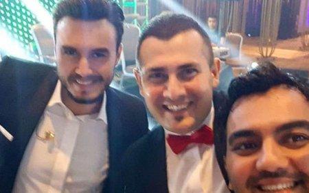 Bakıda biznesmen oğlunun nişanına gələn türk müğənni bəylə gəlini klipinə çəkəcək – FOTO