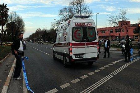 Antalyada turist avtobusu dərəyə aşdı: Ölənlər var – FOTO