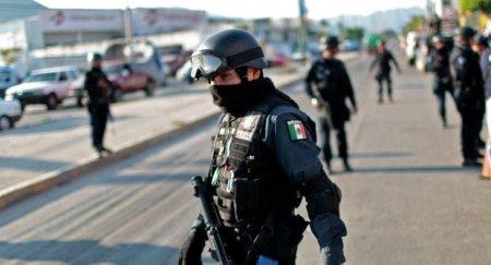 Meksikada atışma nəticəsində 9 nəfər öldü