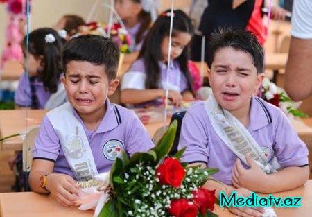 Uşaqlar dərsdə niyə ağlayır?