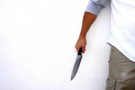 Bakıda orta yaşlı qadın sevgilisi tərəfindən bıçaqlandı