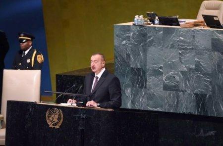 Azərbaycan prezidentinin ABŞ-a səfəri yekunlaşdı