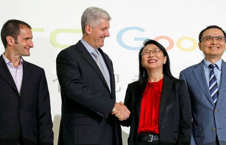 """""""Google"""" """"HTC""""-nin bir qismini aldı"""