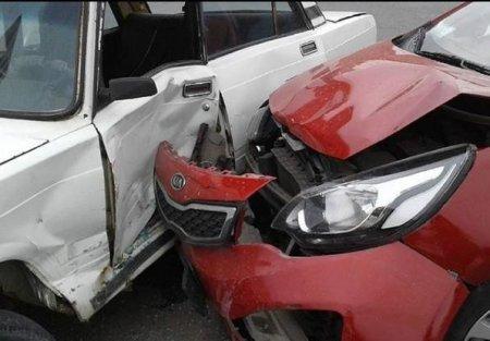 Tahirə Məmmədqızı avtomobil qəzası keçirdi