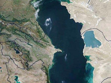 Qlobal temperaturun artması Xəzər dənizinin buz rejimini dəyişdirib