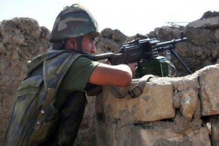 Erməni silahlıları təxribatlarını davam etdirir