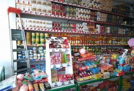 Qaxda mağazadan 10 min manatdan çox pul oğurlandı – FOTO