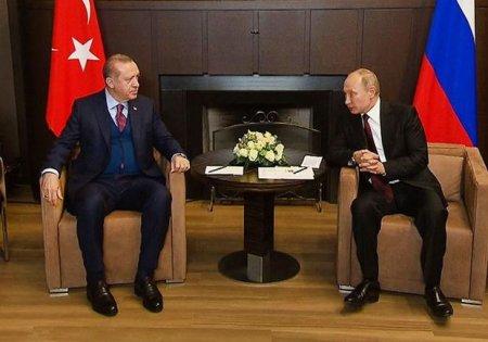 Ərdoğan: Putin Dağlıq Qarabağ probleminin həllində çox da ümidli deyil