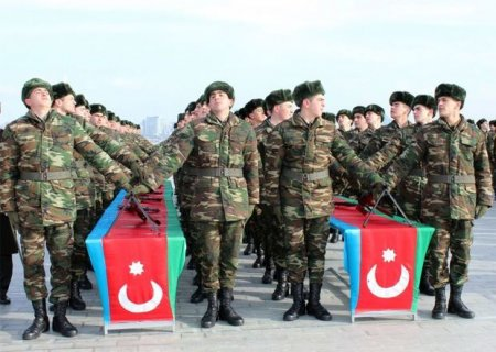 Azərbaycan Silahlı Qüvvələrində yeni birləşmələr yaradılır