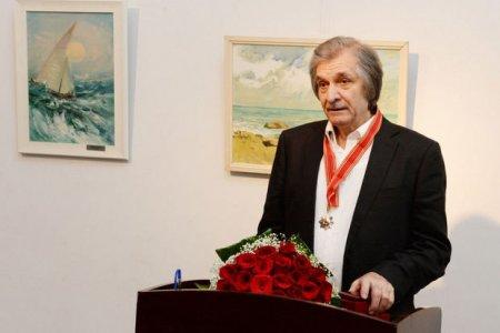 Azərbaycanın Xalq rəssamı Moskvada mükafatlandırılacaq