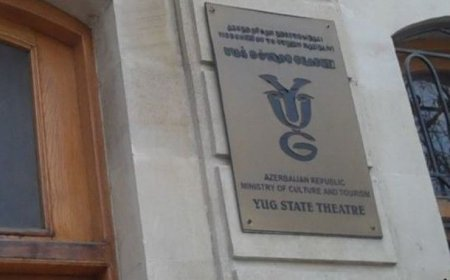 """""""Yuğ"""" teatrının iki aktyoru işdən çıxdı"""
