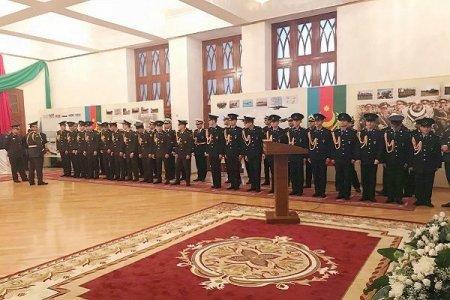 Silahlı Qüvvələrin ən yaxşı tabor komandiri müəyyən edildi – FOTO