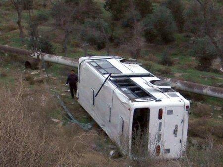 Zığda qəzada yaralananlardan 4 nəfəri hələ xəstəxanada - Nazirlikdən AÇIQLAMA